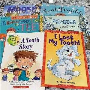 6 Teeth Kids Books
